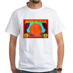 Produce Sideshow: Orange White T-Shirt