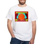 Produce Sideshow: Orange White T-Shirt