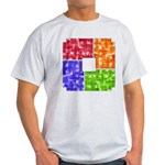 Aerial Colors Light T-Shirt