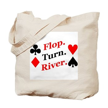 The Ultimate Texas Hold'Em Po Tote Bag