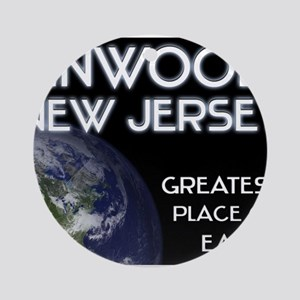linwood new jersey - greatest place on earth Ornam