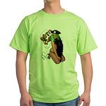 Sexbot Green T-Shirt