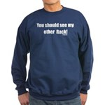 My Other Rack Sweatshirt (dark)