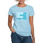 I'm Huge on Twitter. Women's Light T-Shirt