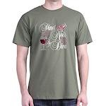 Pinot Noir Diva Dark T-Shirt