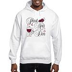 Pinot Noir Diva Hooded Sweatshirt