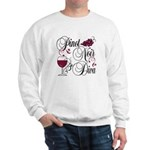 Pinot Noir Diva Sweatshirt