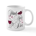 Pinot Noir Diva Mug