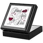 Pinot Noir Diva Keepsake Box