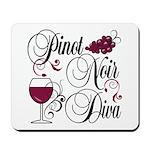 Pinot Noir Diva Mousepad