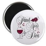 Pinot Noir Diva Magnet