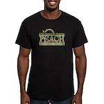 peach_green_final T-Shirt