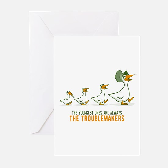 The Youngest Ones Are Always Greeting Cards (Pk of
