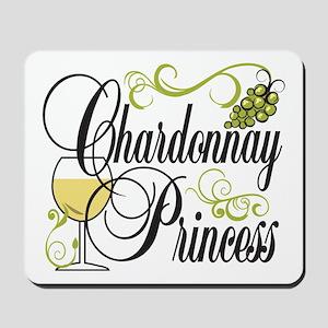 Chardonnay Princess Mousepad