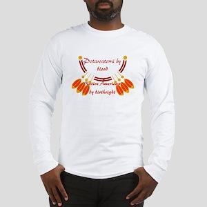 """Potawatomi"" Long Sleeve T-Shirt"