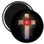 Celestial Cross Magnet