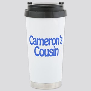 Cameron's Cousin Stainless Steel Travel Mug