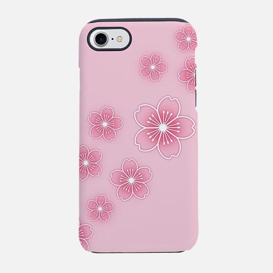 Cherry Blossoms iPhone 7 Tough Case