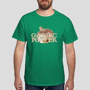 Garlic Power Dark T-Shirt
