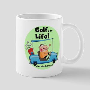 Golf is Life Mug