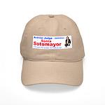 Sonia Sotomayor Activist Judge Tan Cap