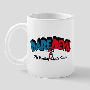 Classic DareDevil Logo Mug