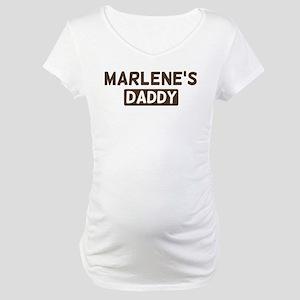 Marlenes Daddy Maternity T-Shirt