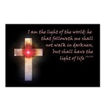 Celestial Cross Postcards (Package of 8)