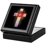 Celestial Cross Keepsake Box