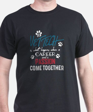 Unique Vet T-Shirt