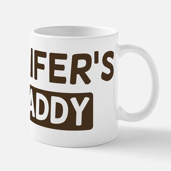 Jenifers Daddy Mug