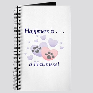 Happiness is...a Havanese Journal