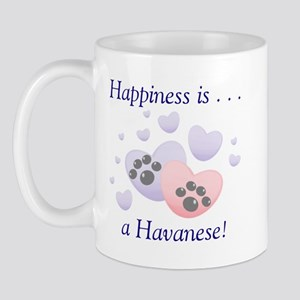 Happiness is...a Havanese Mug