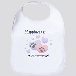 Happiness is...a Havanese Bib