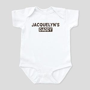 Jacquelyns Daddy Infant Bodysuit