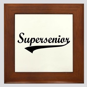 Supersenior Framed Tile