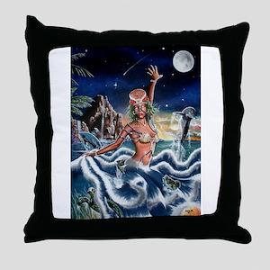 NEW !!!! THE ORISHA SERIES Y Throw Pillow