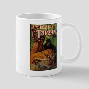 Beasts of Tarzan 1914 Mugs