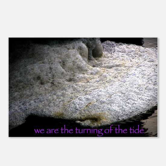 Turning of the Tide Postcards (8)