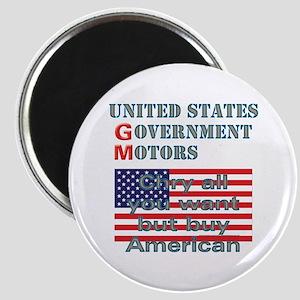 Chry or Gov. Buy American Magnet