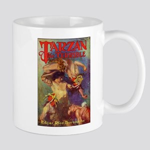 Tarzan theTerrible 1921 Mugs