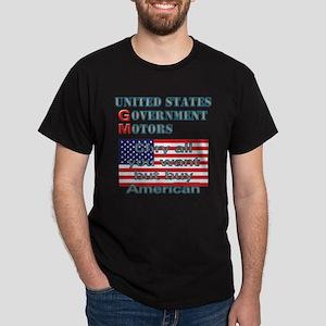 Don't Chry. Buy Gov Motors Dark T-Shirt