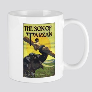 Son of Tarzan 1914 Mugs