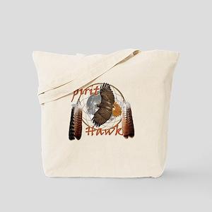 Spirit Hawk Tote Bag