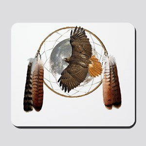 Spirit Hawk Mousepad