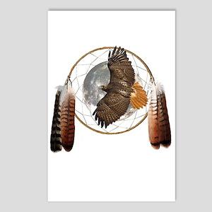 Spirit Hawk Postcards (Package of 8)