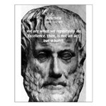 Greek Philosopher Aristotle: We Are What We Do