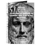 Greek Philosophy: Aristotle Journal