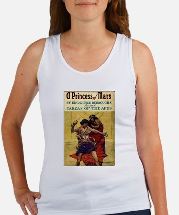Cool Burroughs Women's Tank Top