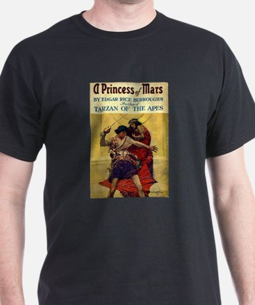 Princess of Mars 1912 T-Shirt
